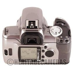 Canon EOS 300X Late Model 2004 35mm Film Auto Focus SLR Camera Body Only for EF Lenses